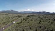 Mt. Shasta Aerial Highway