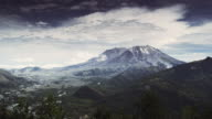 Mt St Helens Time Lapse wide