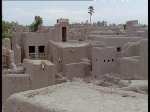 Mud buildings of Djenne