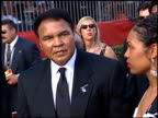 Muhammad Ali at the ESPY Awards at the Kodak Theatre in Hollywood California on July 10 2002