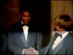Muhammad Ali at the Governor's Award at the Regency Hotel on September 7 1988