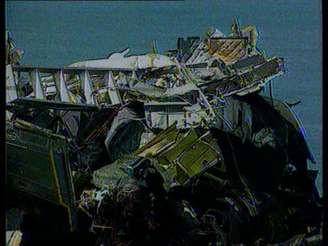 Mull of Kintyre Wreckage of Chinook
