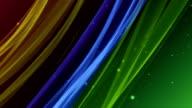 Multi gekleurde abstracte Bacgrounds (loopbare)