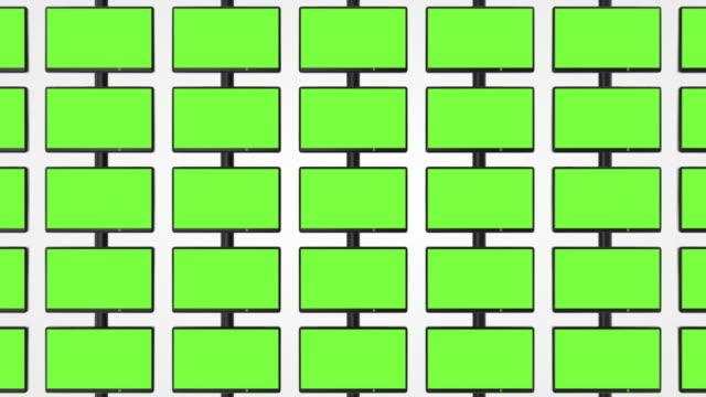 Multi schermo Chroma Key