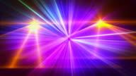 Mehrfarbiger Hintergrund mit laser-show