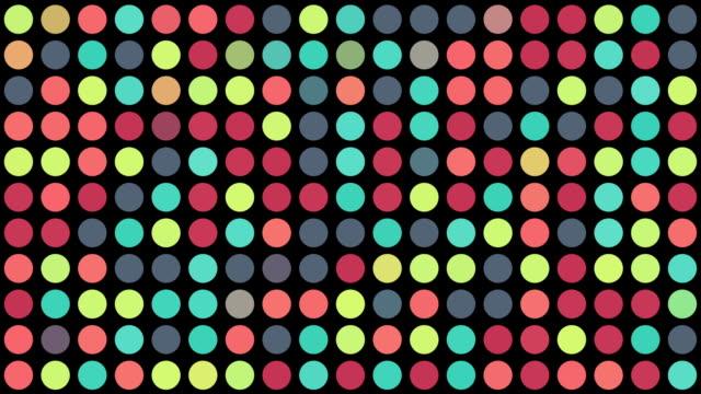 Multicoloured Circles