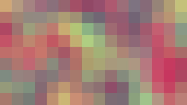 Multicoloured Squares (Subtle)   With Random Flicking Effect