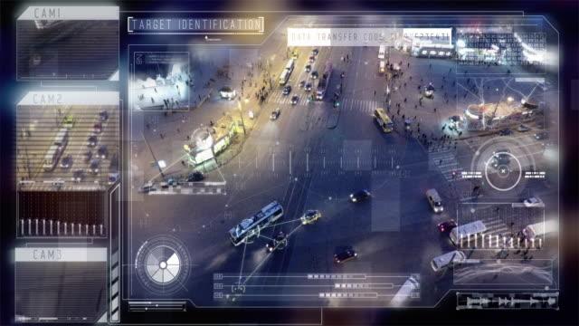 Multipath Ziel Überwachung