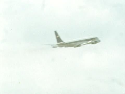 Multiple hijack LAP LS Plane taking off Geoffrey Archer i/c sign off