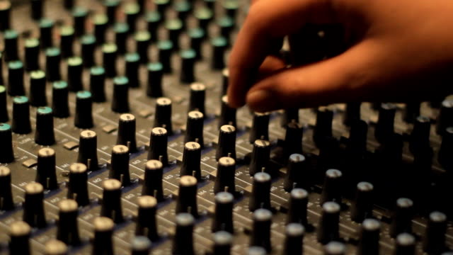 Multitrack Recording using a mixing desk