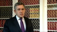 Gordon Brown We've brought together our security responsibilities in a National Security Council that meets regularly so we have got a coordination...