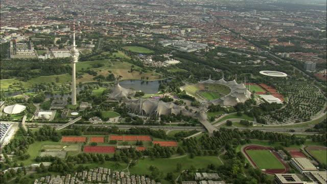 Munich Oiympic Park