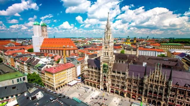 ZEITRAFFER: München