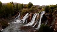 Muradiye Waterfalls with sound/audio