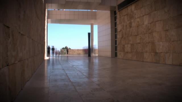 Museum building time-lapse