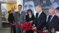 Museum of Tolerance Unveils New Anne Frank Exhibit on October 14 2013 in Los Angeles California