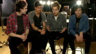 5 Seconds of Summer ENGLAND London Seconds of Summer interview SOT