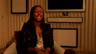 Alexandra Burke interview ENGLAND London INT Alexandra Burke interview SOT On what is different about the deluxe edition of her album 'Overcome' /...