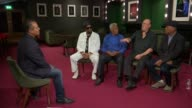 Artists from the Stax record label perform 50 years after iconic tour Cropper interview continues SOT Reporter asking question SOT