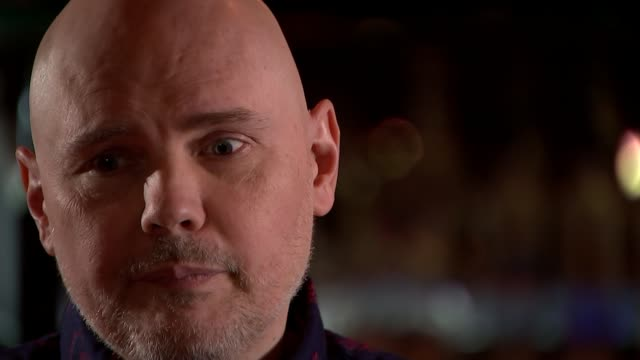 Billy Corgan interview ENGLAND London INT William Patrick Corgan interview SOT