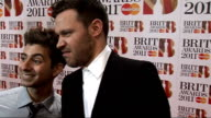 Brit Awards 2011 celebrity arrivals Will Young speaking to press and interview SOT On the Brits / his new music on the way in July / acting in...