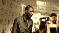 Capital FM Summertime Ball 2011 celebrity interviews Wretch 32 speaking to press Wretch 32 interview SOT On plans to go to Ibiza / the music...