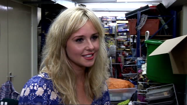 Diana Vickers interview Diana Vickers interview SOT On the new single My Wicked Heart / difficult to meet boyfriends / watching new series of The...