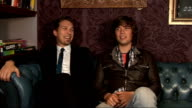 Interview with American pop band Hanson Zac and Isaac Hanson interview SOT Collaborated with Gerry Haye a horn arranger worked with Michael Jackson...
