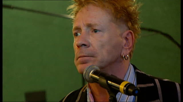 John Lydon takes Public Image Limited on tour John Lydon performing song from PiL back catalogue SOT