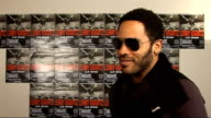 Lenny Kravitz photocall and interview Lenny Kravitz interview SOT On touring in the UK / living around the world / going to record in Paris and...
