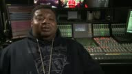 Mercury Awards Grime artists amongst the nominations Big Narstie speaking to camera continues SOT