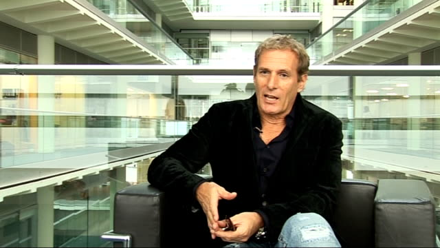 Michael Bolton interview ENGLAND London INT Michael Bolton interview SOT On being on Loose women and how they are like his daughters / On the new...