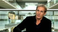 Michael Bolton interview Michael Bolton interview SOT On being a hearthrob not what he thinks / On what his kids think of having a famous dad /...