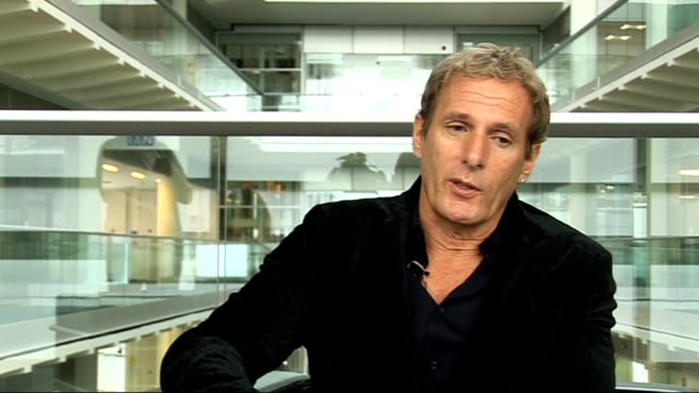 Michael Bolton interview Michael Bolton interview SOT On how great Lady Gaga is and the track they did together / On Idol and X factor doesn't hate...