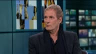 Michael Bolton interview Michael Bolton LIVE interview SOT