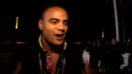 MOBO Awards 2010 celebrity interviews Mohombi interview SOT Introduces himself and says he's just been signed by RedOne his single Miss Me with Nelly...