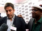 Mojo Awards 2008 ceremony celebrity photocalls and interviews Terry Hall and Lynval Golding interview SOT On quality of Mojo magazine / On The...
