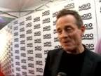 Mojo Awards 2008 ceremony celebrity photocalls and interviews John Paul Jones speaking to reporter John Paul Jones interview SOT On rumours of Led...