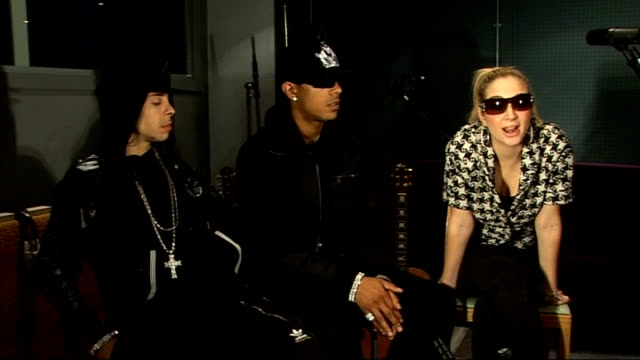 NDubz interview Talks of filesharing destroying art but people aren't going to stop doing it / talks of extras in the album / album for adults and...