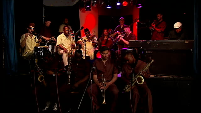 Nelson Mandela death Jerry Dammers Spatial AKA Orchestra Freedom Song EXCERPT from 'Jerry Dammers' Spatial AKA Orchestra performing instrumental...