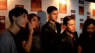 NME awards The Naked and Famous interview SOT React to winning the Philip Hall radar award which is given to a new band