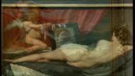 London National Gallery INT 'The Toilet of Venus' by Velazquez DISSOLVE 'Equestrian portrait of Baltasar Carlos' by Velazquez