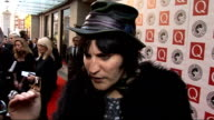 Q Awards 2010 celebrity interviews Noel Fielding speaking to press and interview SOT On his outfit / presenting an award / currently writing a show...