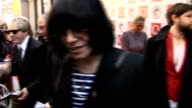 Q Awards 2010 celebrity interviews Tim Burgess interview SOT Looking forward to Q Awards and presenting an award to 'The Chemical Brothers' / WI...