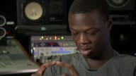 Rap star J Hus nominated for Mercury Music Prize ENGLAND London Hus interview SOT