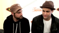 Reading Festival 2010 interviews Gaslight Anthem interview SOT About the weather so far don't mind the mud anyway / Will come back late October for a...