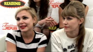 Reading Festival 2010 interviews The Like interview SOT They're the only girl band playing at Reading but don't feel pressured say they're in a...