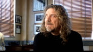 Plant interview SOT On Ahmet Ertegun who signed Led Zeppelin to Atlanta Records end music