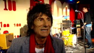 Ronnie Wood interview Ronnie Wood interview SOT On the historical importance of the 100 Club amp his brothers who played in blues and jazz bands /...