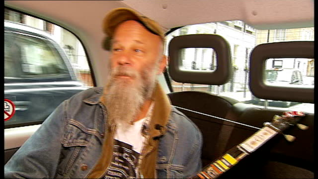 Seasick Steve interview Seasick Steve interview SOT On how he gave up thining he would be a success 35 years ago Finds it hard to explain why he is a...